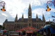 Hôtel de ville (Rathaus) - Vienne