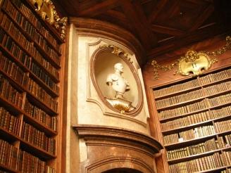 Bibliothèque nationale autrichienne - Vienne